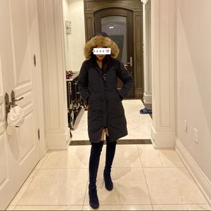 Brand new with tag!!!Canada Goose Kensington Parka